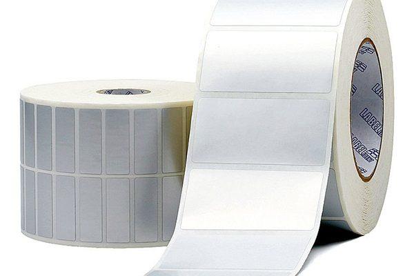 Silver Mat Barkod Etiketleri